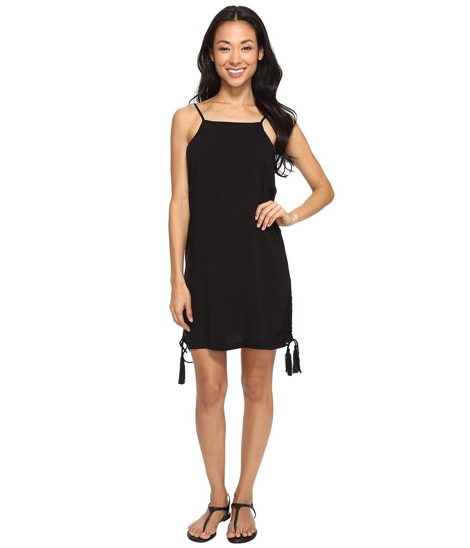 Hurley - Bouquet Dress (Black) Women's Dress