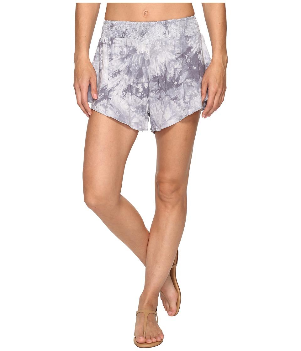 Hurley - Wash Walkshorts (Smoke) Women's Shorts