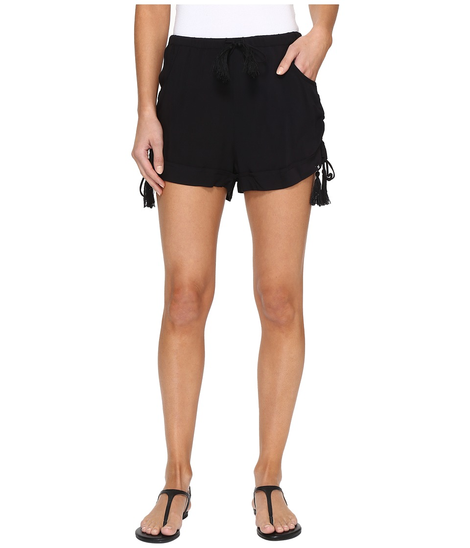 Hurley - Rio Walkshorts (Black) Women's Shorts