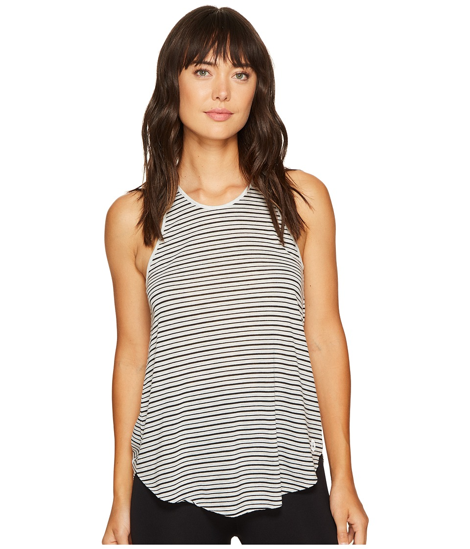 Hurley - Dri-Fit Staple Singlet Tank Top (Black) Women's Sleeveless