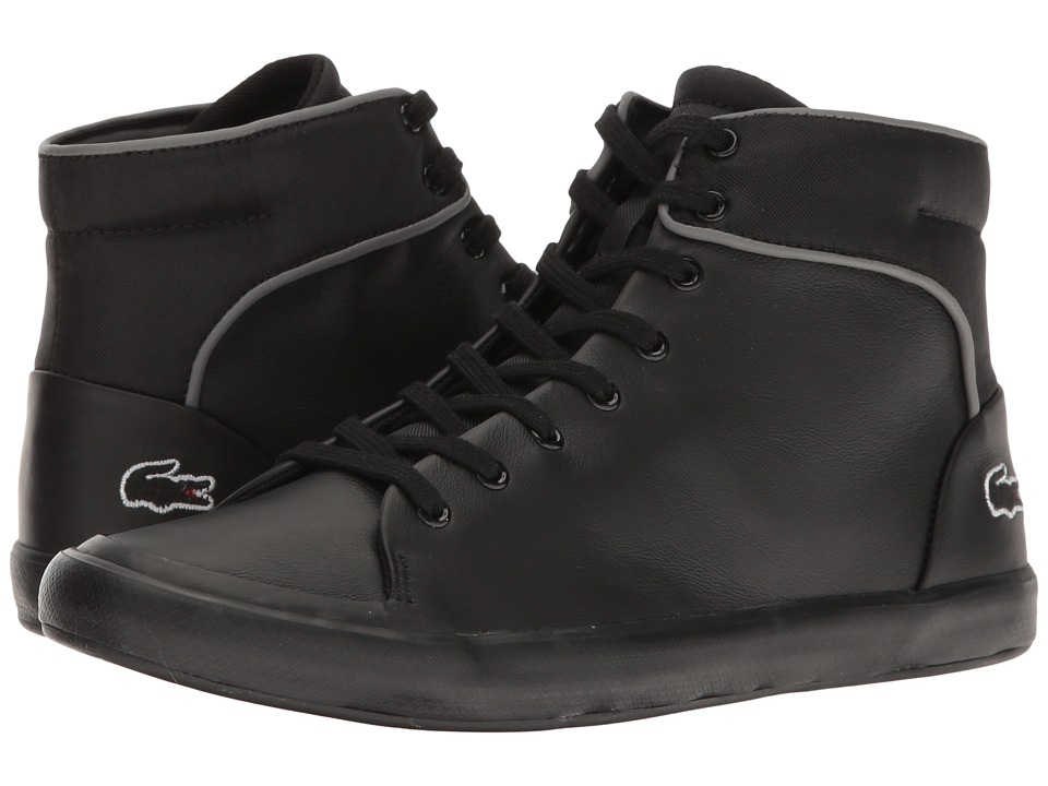 Lacoste Lancelle Hi Top 316 1 (Black) Men