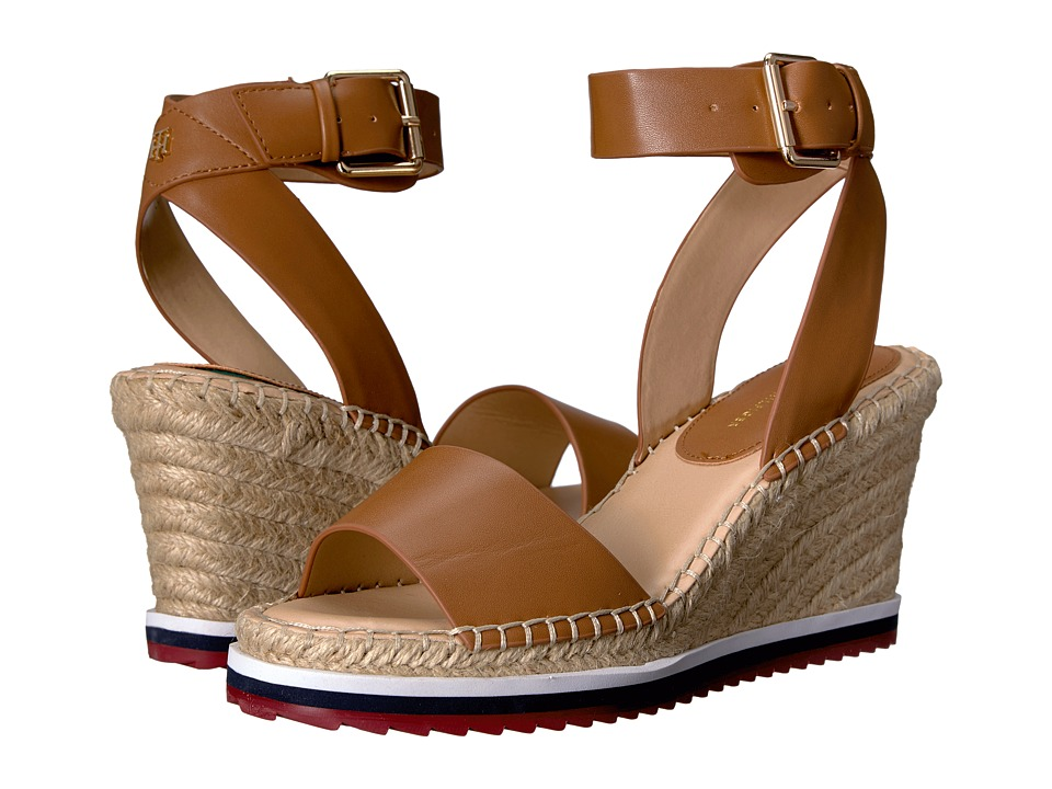 Tommy Hilfiger - Yaslin 2 (Cognac) Women's Shoes