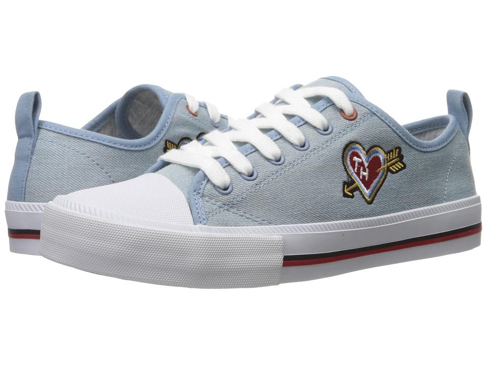 Tommy Hilfiger - Tayla 2 (Blue Denim) Women's Shoes