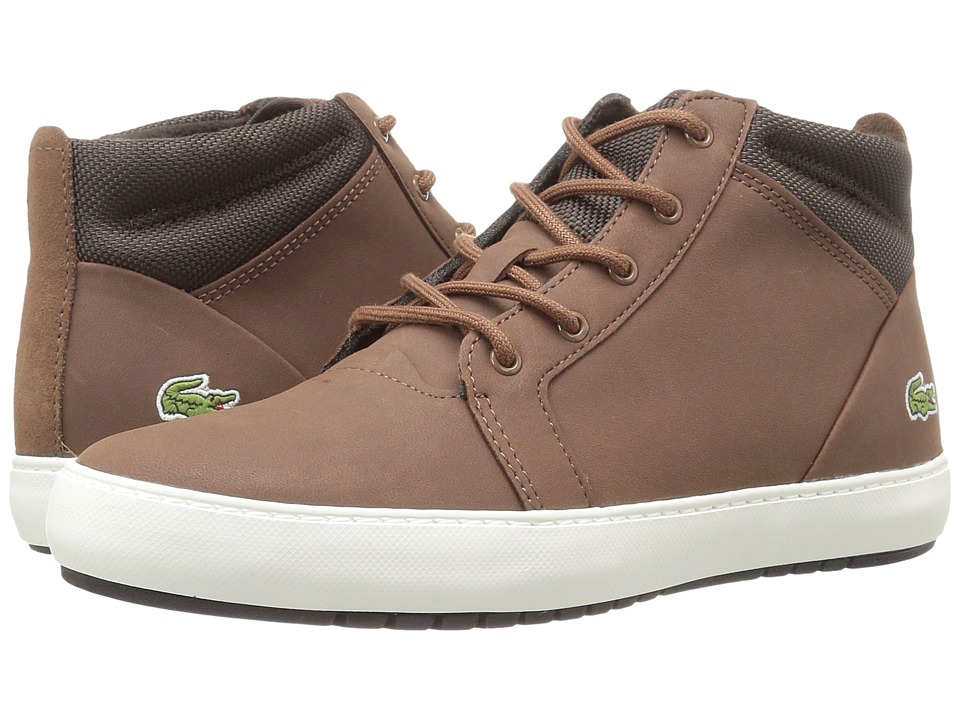 Lacoste - Ampthill Chukka 316 2 (Brown) Women's Shoes
