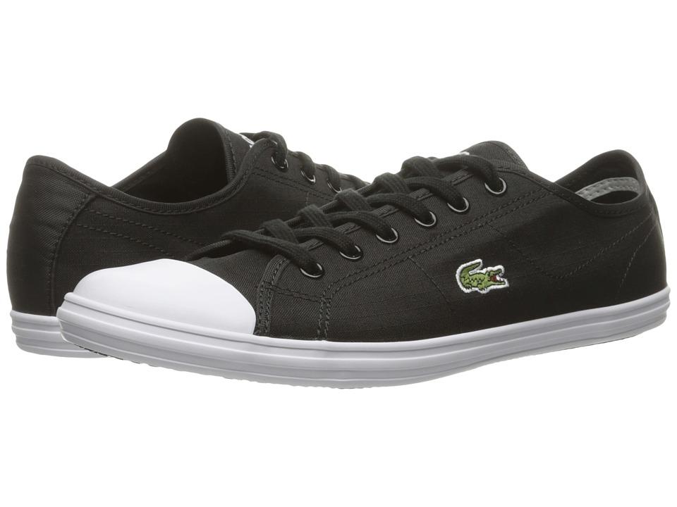 Lacoste Ziane Sneaker 316 2 (Black) Women