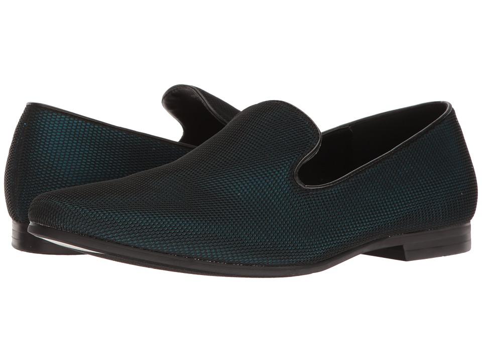 Giorgio Brutini Collier (Black/Blue) Men's Shoes