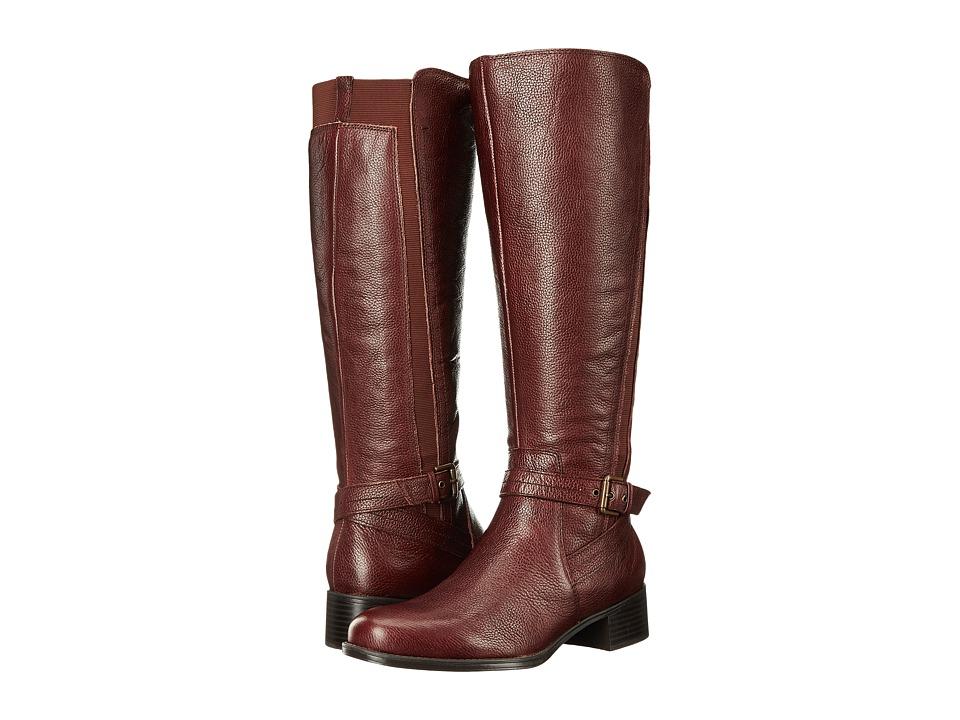 Naturalizer Wynnie (Bridal Brown Leather 1) Women