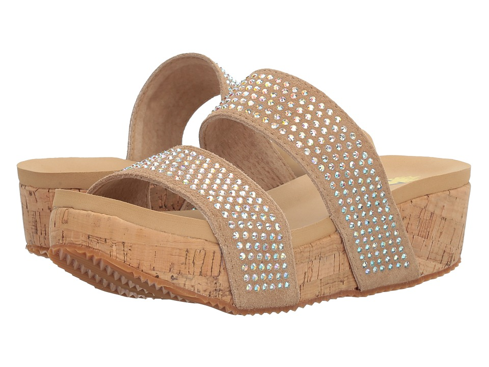 VOLATILE - Infinite (Natural) Women's Sandals