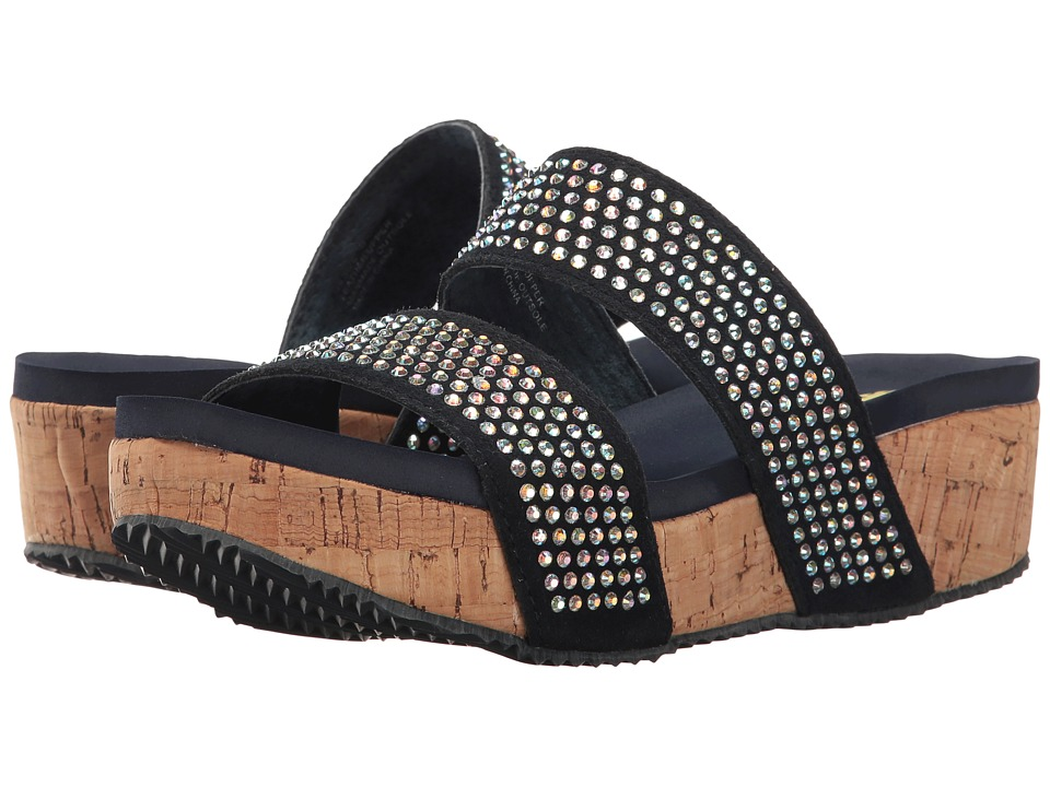 VOLATILE - Infinite (Navy) Women's Sandals