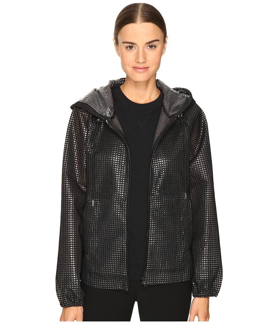 Sportmax - Funale Zip-Up Hoodie (Nero) Women's Sweatshirt