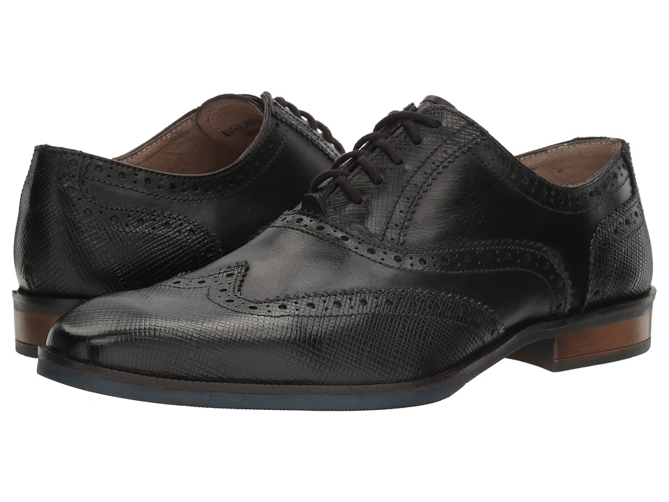 Giorgio Brutini - Rigby (Black) Men's Shoes