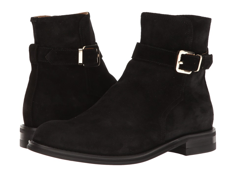 Del Toro - Jodhpur Boot (Black) Men's Boots