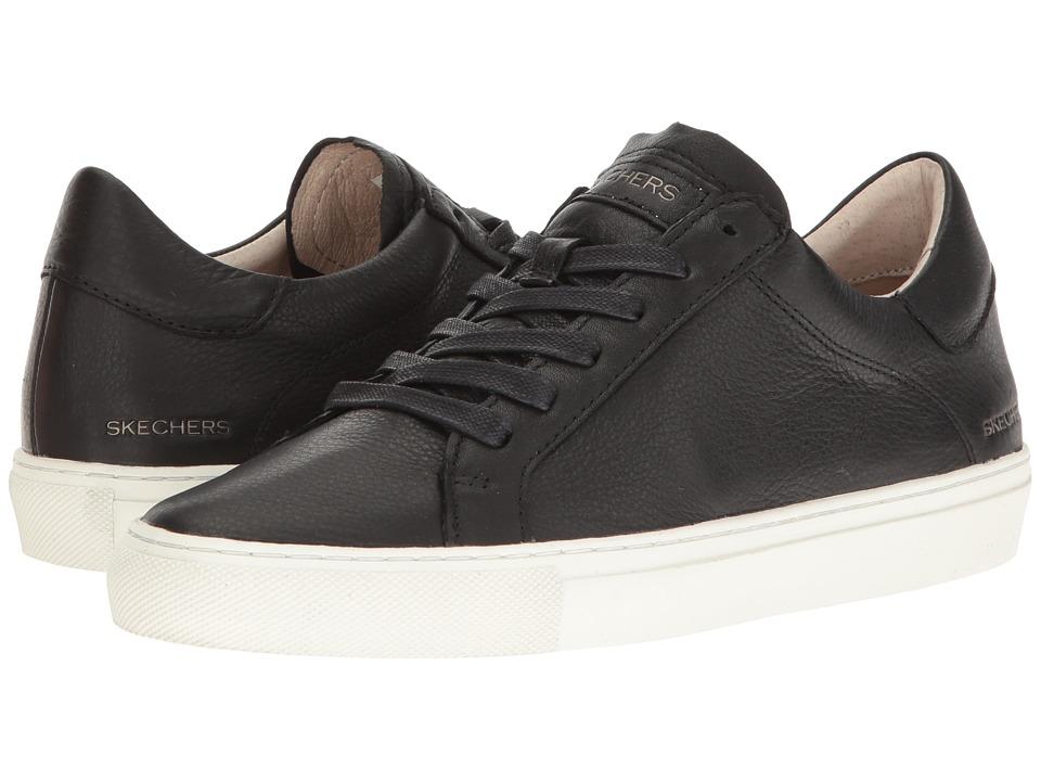 SKECHERS - Vaso - Cordon (Black) Women's Shoes