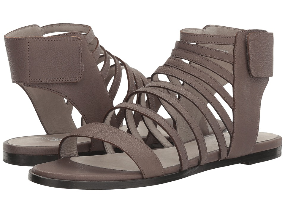 Eileen Fisher - Otto (Elephant Matte Leather) Women's Sandals