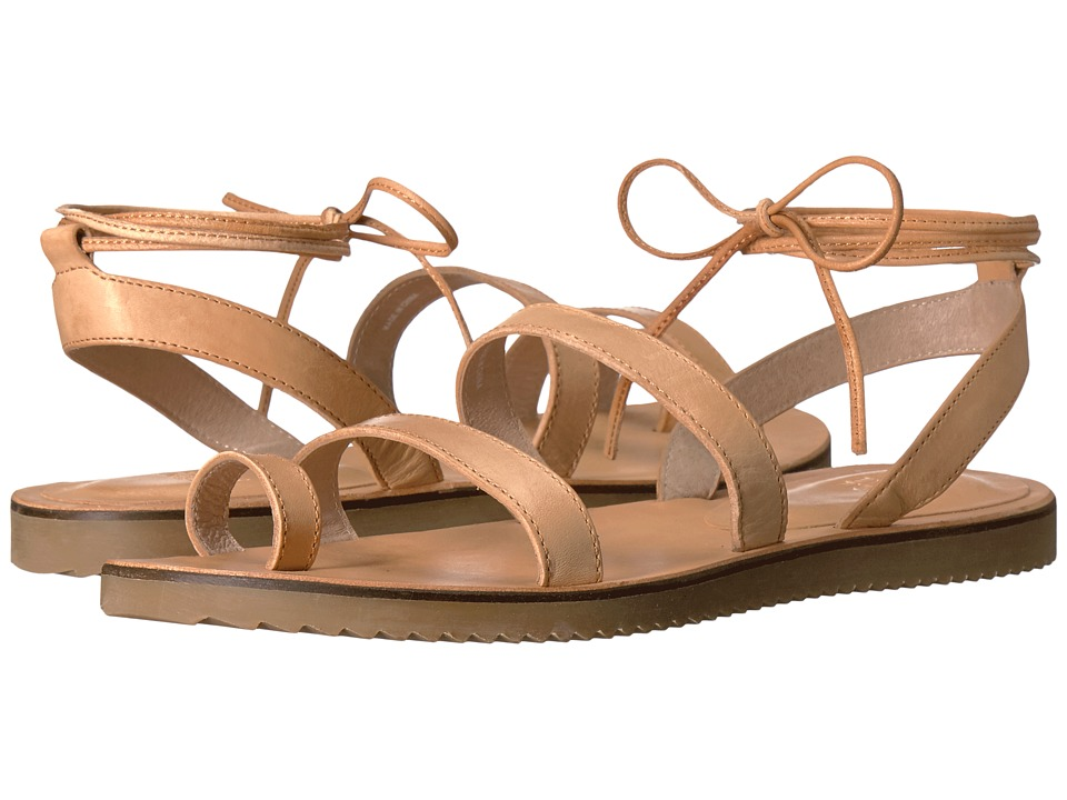 Eileen Fisher - Wales (Biscut Leather) Women's Sandals