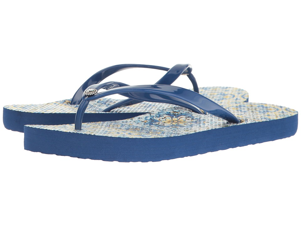 Brighton - Citrus (Blue) Women's Sandals