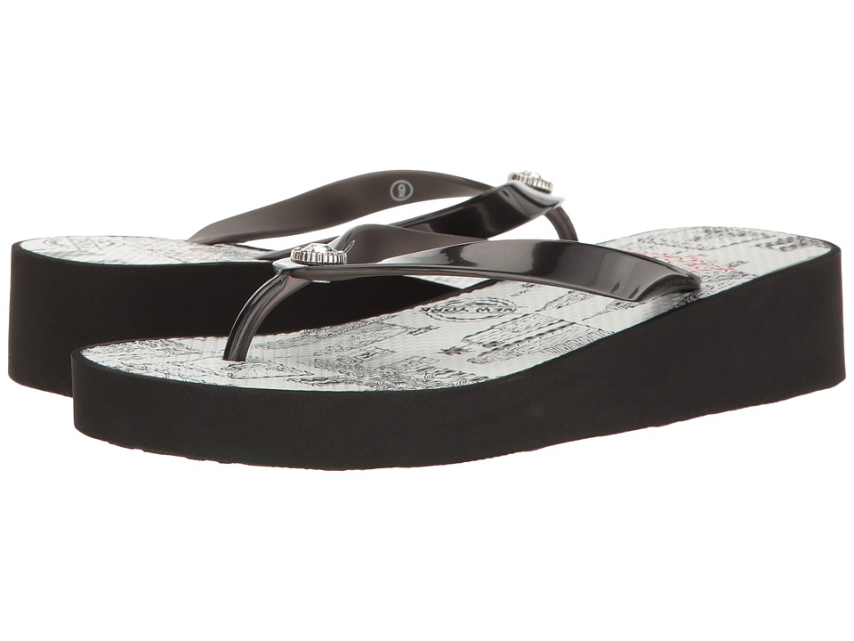 Brighton - City (Black) Women's Sandals