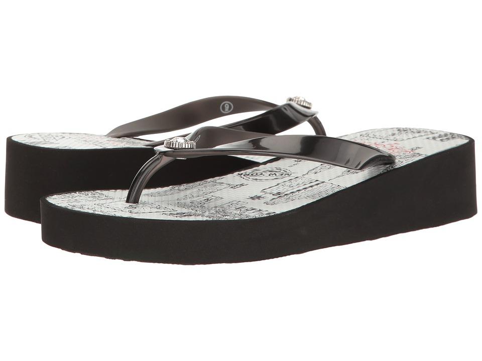 Brighton - City (Black) Women's Sandals