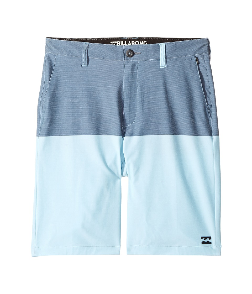Billabong Kids - Crossfire X 50 50 Shorts (Big Kids) (Coastal) Boy's Shorts