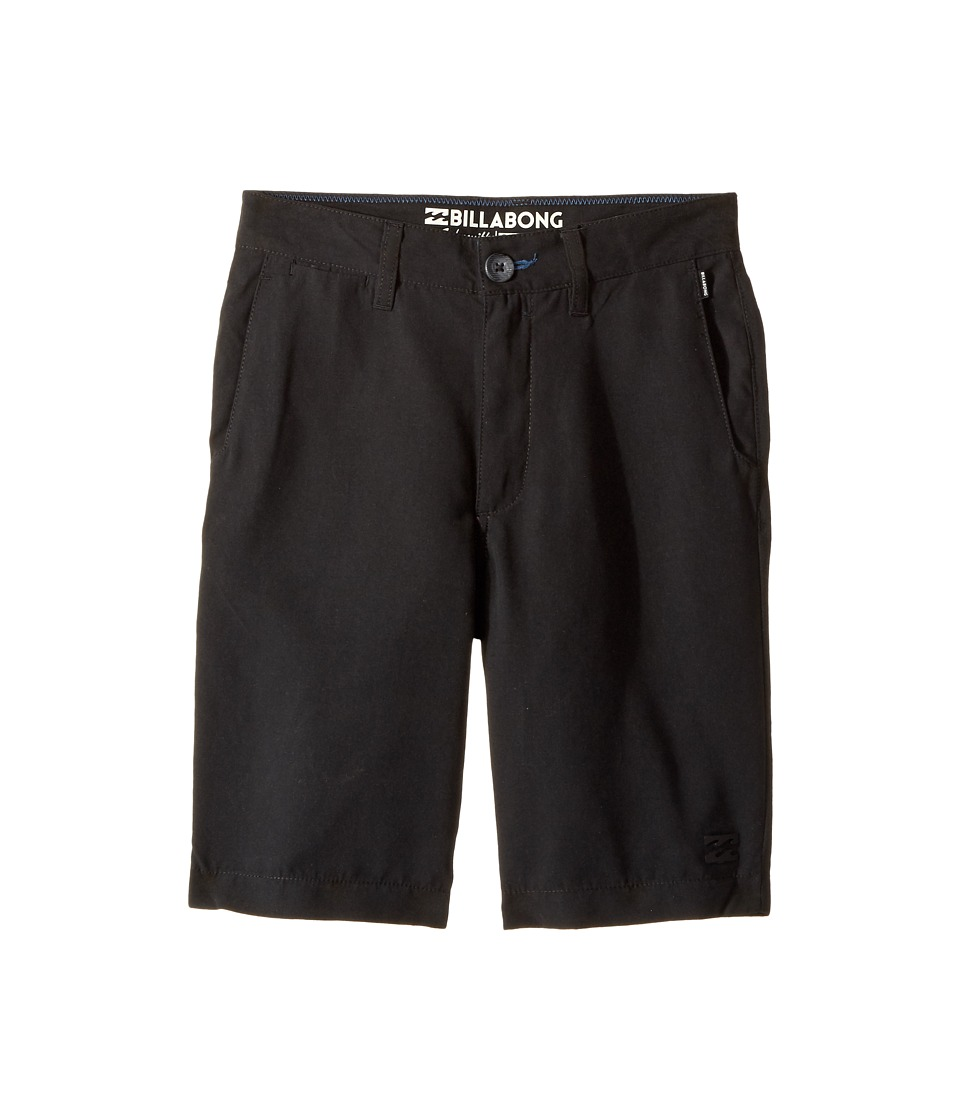 Billabong Kids - Carter Submersible Shorts (Big Kids) (Black 2) Boy's Shorts
