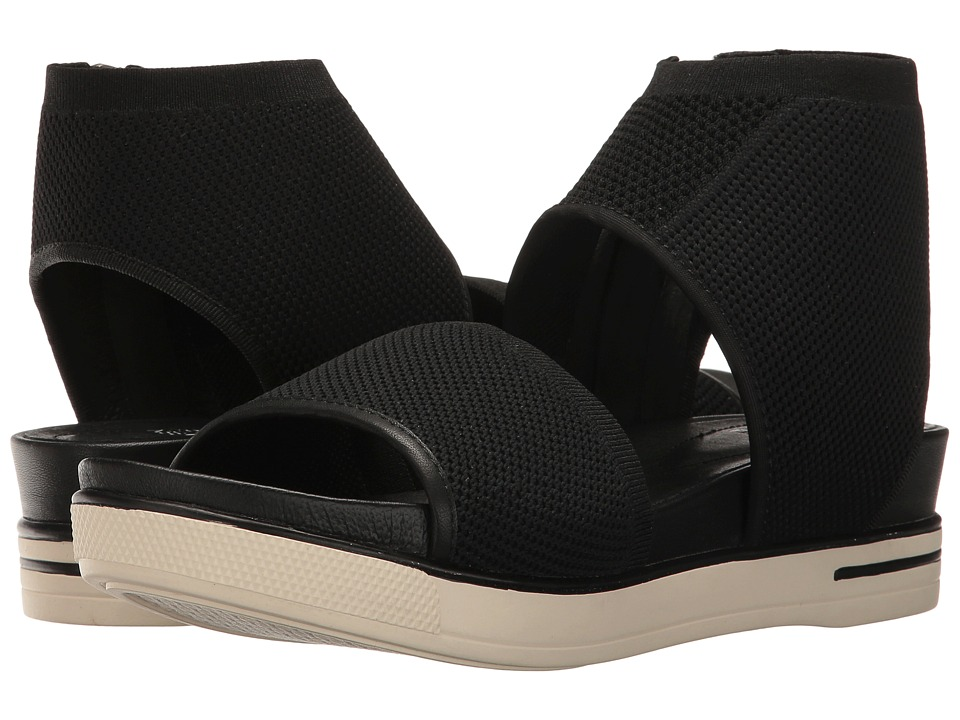 Eileen Fisher - Knit (Black Knit) Women's Sandals