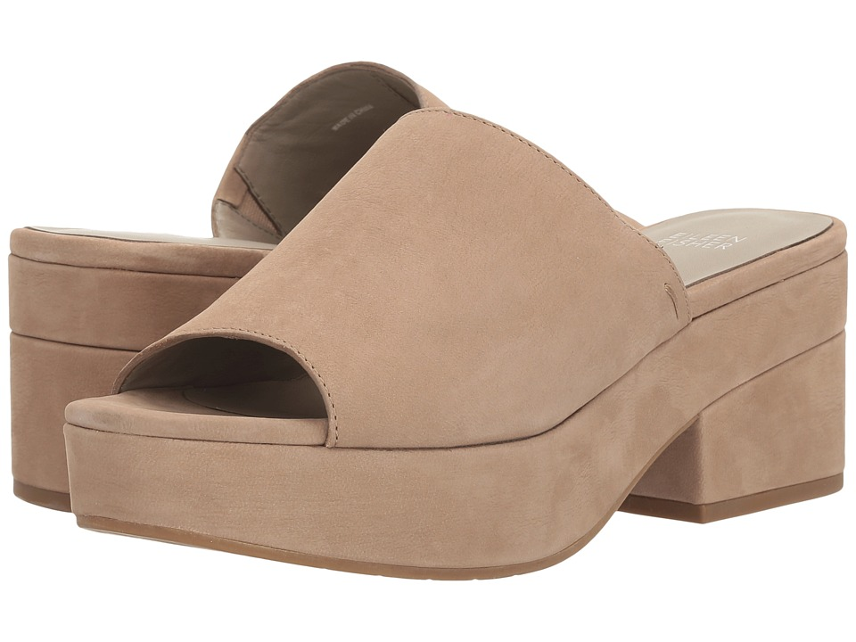 Eileen Fisher Dana (Earth Tumbled Nubuck) Women