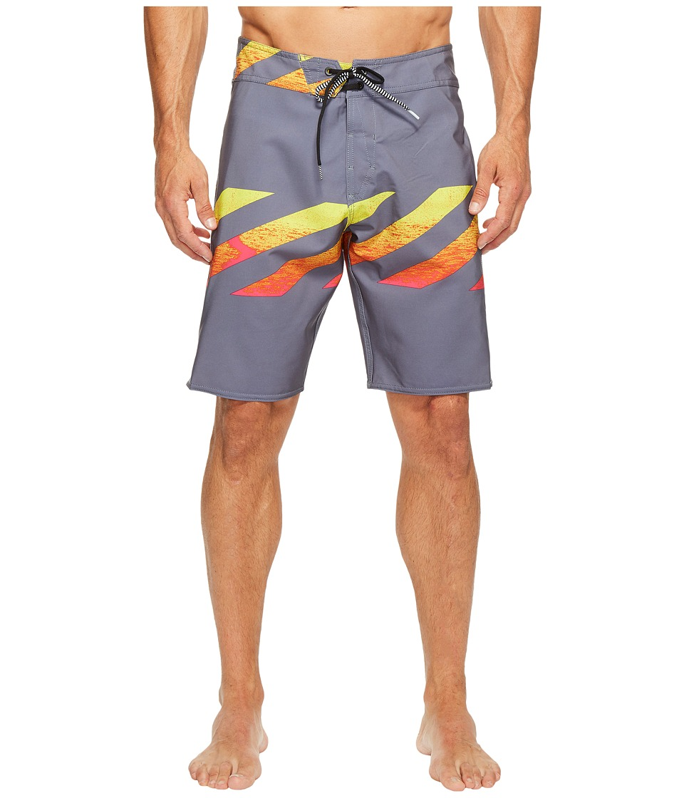 Volcom - Macaw Mod 20 Boardshorts (Electric Pink) Men's Swimwear
