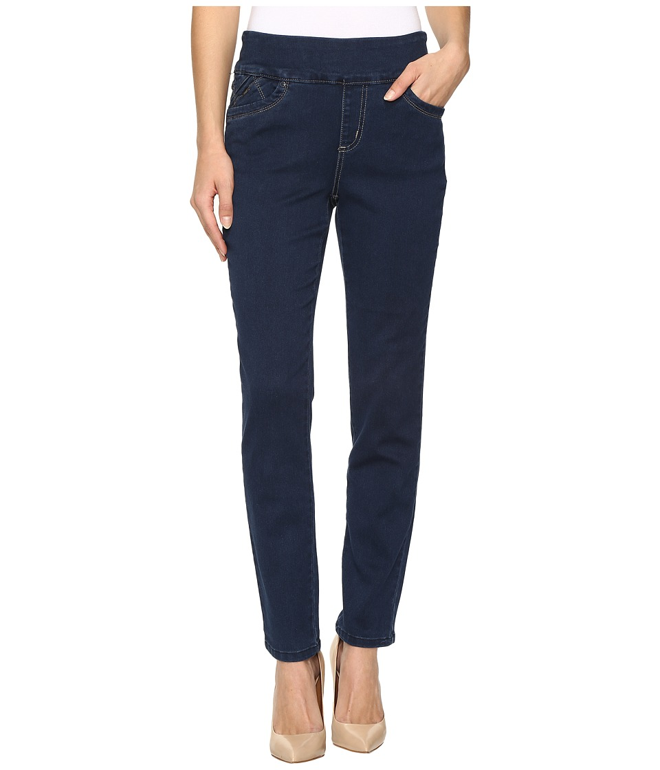 FDJ French Dressing Jeans - D-Lux Denim Pull-On Slim Ankle in Indigo (Indigo) Women's Jeans