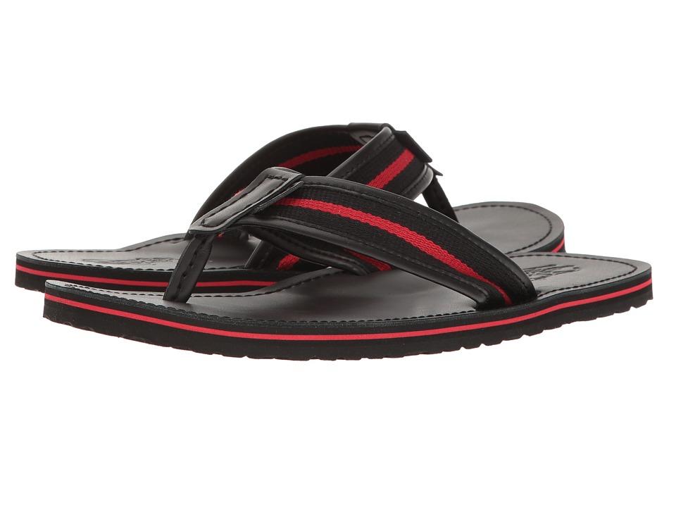 Polo Ralph Lauren - Sullivan I (Polo Black/Red) Men's Shoes