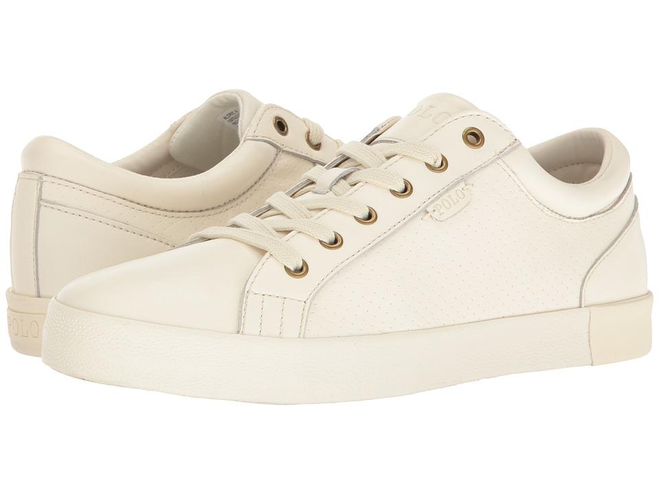 Polo Ralph Lauren - Aldric II (Cream) Men's Shoes