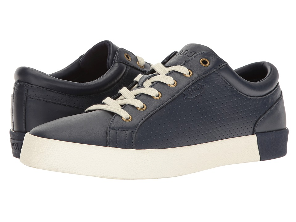 Polo Ralph Lauren - Aldric II (Newport Navy) Men's Shoes