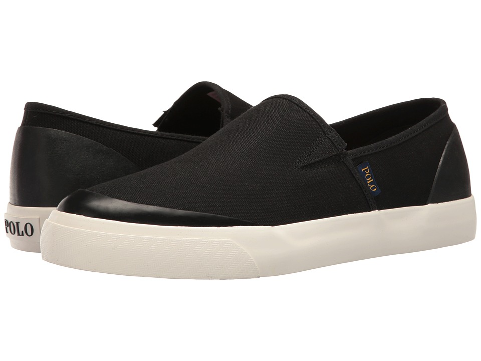 Polo Ralph Lauren - Itford (Black) Men's Shoes