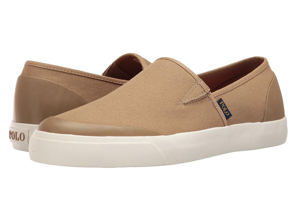 Polo Ralph Lauren - Itford (Morgan Tan) Men's Shoes