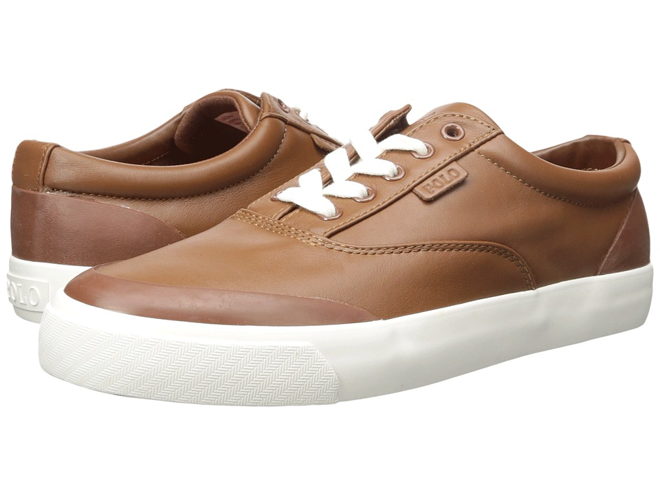 Polo Ralph Lauren - Izzah (Deep Sad Tan) Men's Shoes