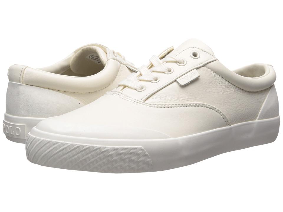 Polo Ralph Lauren - Izzah (Cream) Men's Shoes