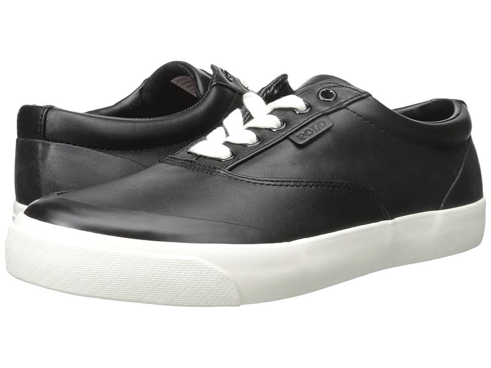 Polo Ralph Lauren - Izzah (Black 1) Men's Shoes