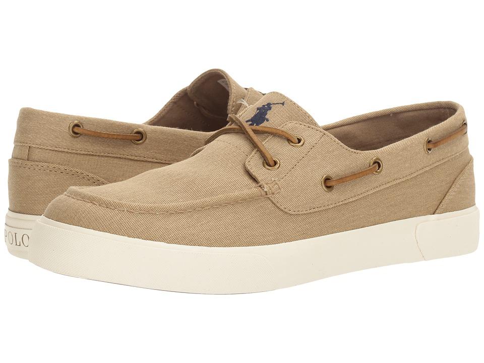 Polo Ralph Lauren - Rylander (Morgan Tan) Men's Shoes