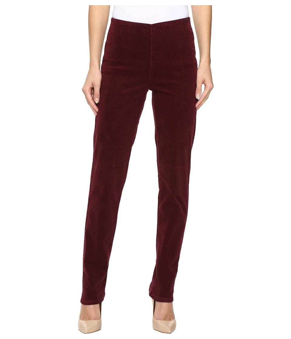 FDJ French Dressing Jeans - Plush Cord - Pull-On Super Jegging in Cabernet (Cabernet) Women's Jeans