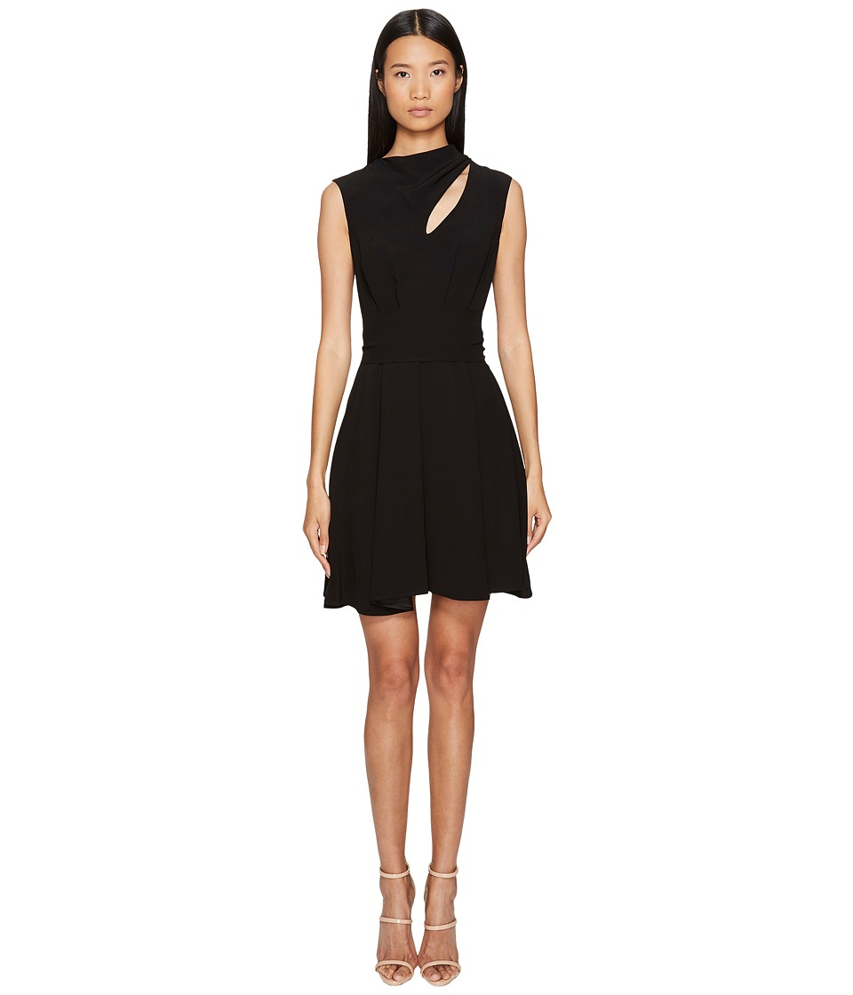 Sportmax Flavia Sleeveless Flare Dress