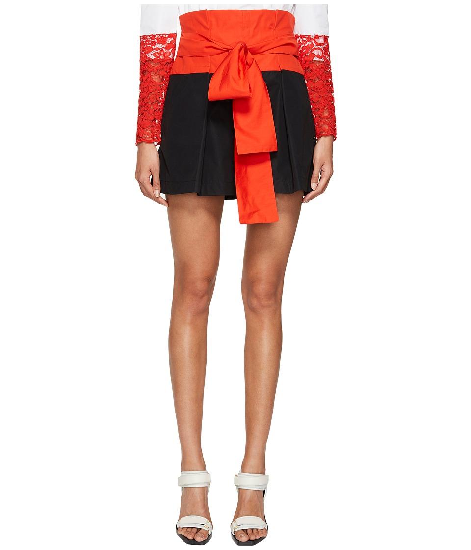 Sportmax - Peggi Cristos Shorts (Black) Women's Shorts