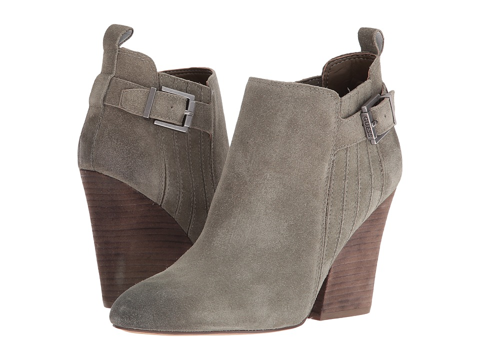 GUESS - Nicolo (Olive) Women's Shoes