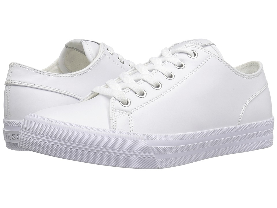 GUESS - Gelise (White) Women's Shoes