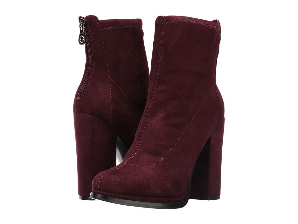 GUESS - Vohnda (Burgundy) Women's Shoes