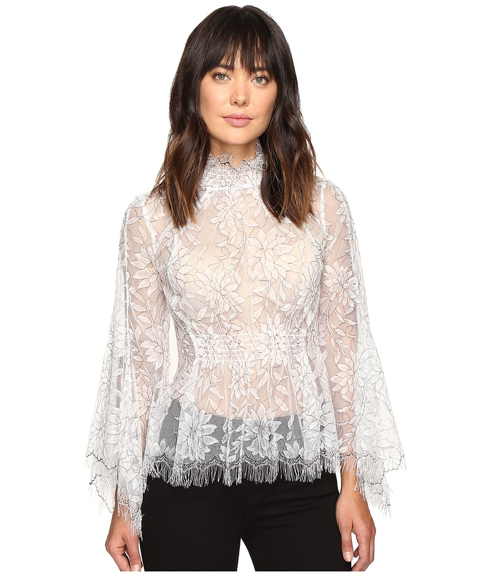 alice McCALL - Love Myself Blouse (White) Women's Clothing