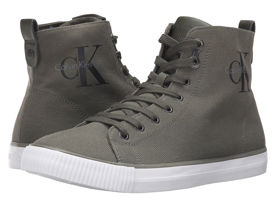 Calvin Klein Jeans - Arthur (Military) Men's Shoes