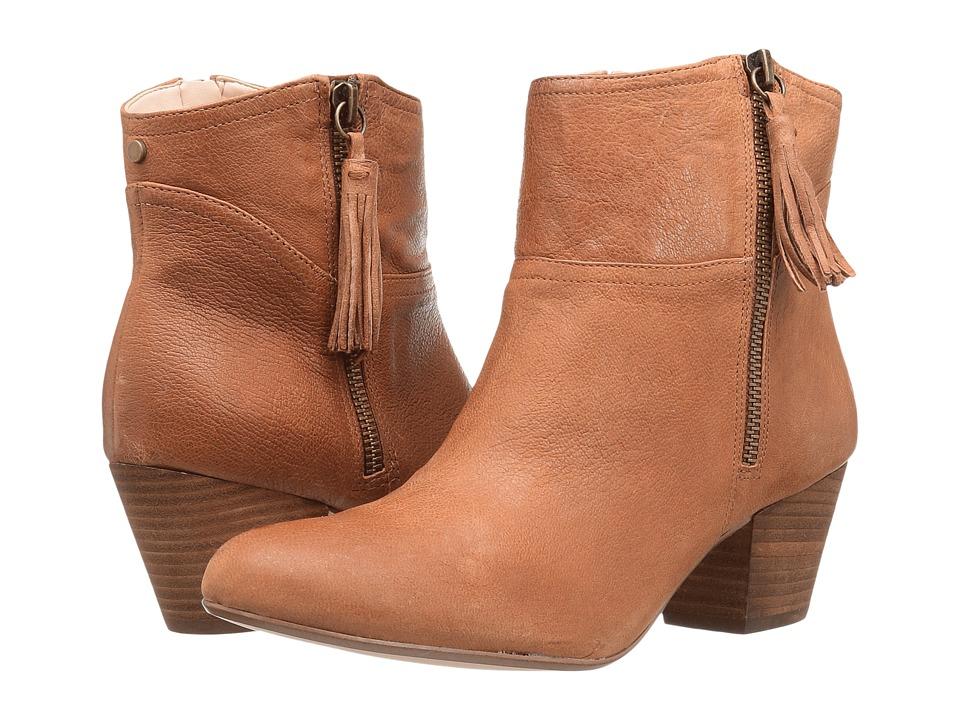 Nine West - Hannigan (Dark Natural/Dark Natural Leather) Women's Shoes
