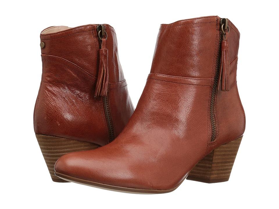 Nine West - Hannigan (Cognac/Cognac) Women's Shoes