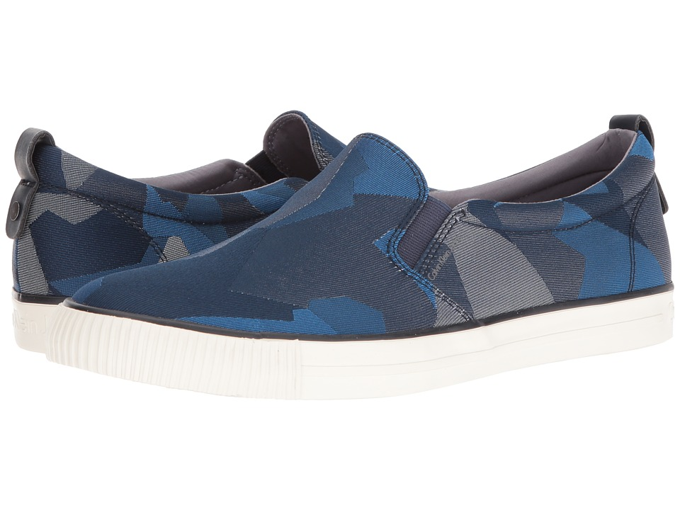 Calvin Klein Jeans - Armand (Midnight/Grey) Men's Shoes