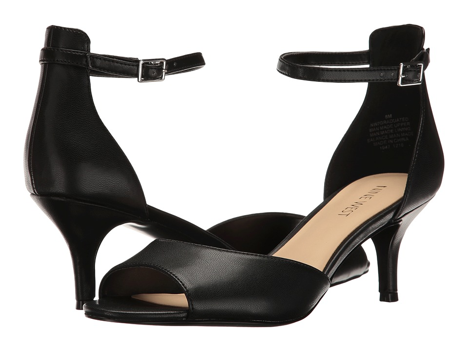 Nine West - Graduated (Black) Women's Shoes
