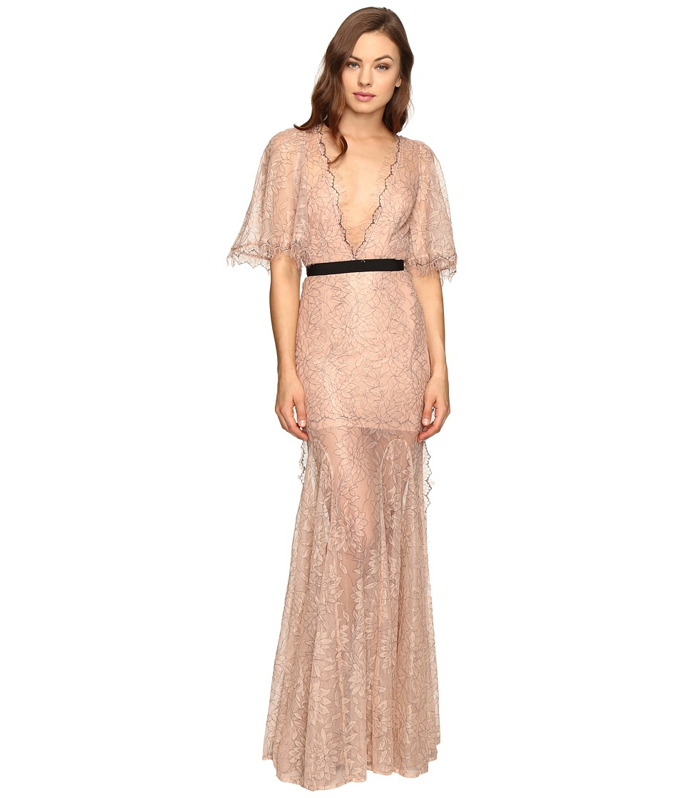 alice McCALL - Look Good Gown (Antique Rose) Women's Dress